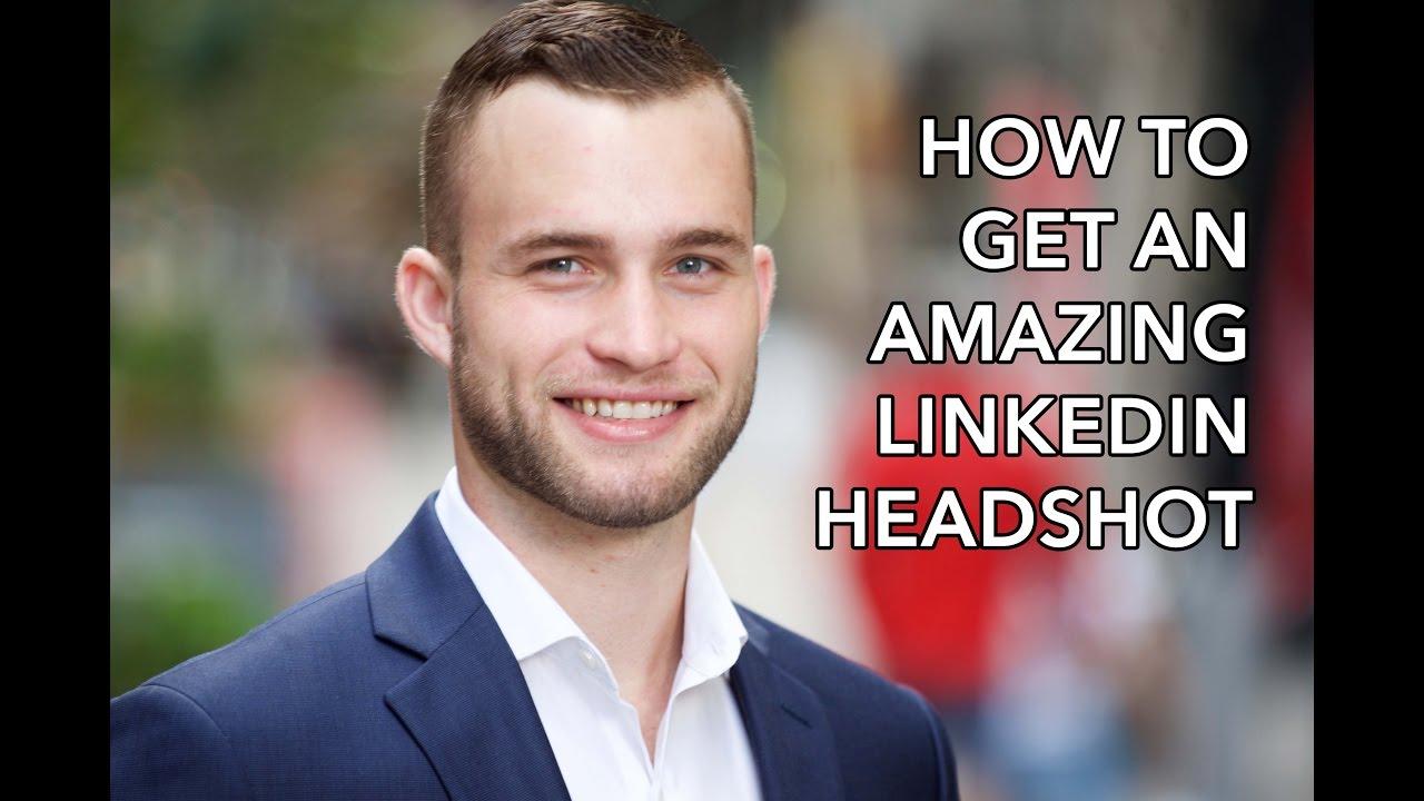 HOW TO GET AMAZING LINKEDIN HEADSHOTS?   Headshots NYC