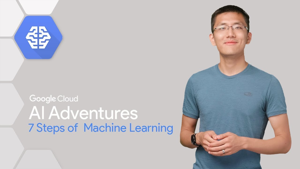 The 7 Steps of Machine Learning (AI Adventures) by Google Cloud Platform