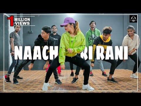 Naach Meri Rani: Guru Randhawa Feat. Nora Fatehi | Dance Video | D.Harsh Choreography