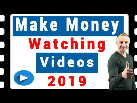 Make Money Watching Videos Online In 2019 (Paypal Money)