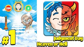 Judgment Day Angel of God Heaven or Hell? Game MAX LVL Gameplay Review First Impression IOS/Andriod screenshot 4