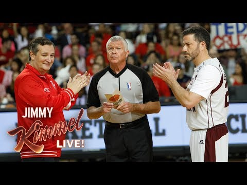 Kimmel Vs Cruz - Blobfish Basketball Classic