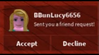 Oh No. (Roblox Bun Bun Girls Hackers)