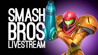 SMASH BROS LIVESTREAM: Outside Xtra Play Smash Bros Ultimate LIVE @ EGX Rezzed!