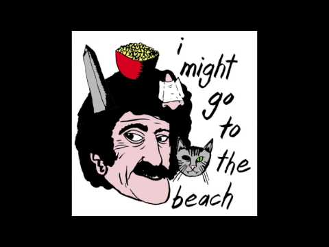 i might go to the beach #150 - john galm (bahdeavn/snowing)
