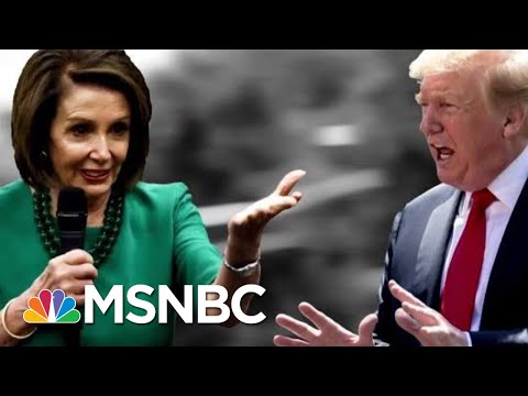 Donald Trump On Pelosi's Attacks: 'Did You Hear What She Said About Me?' | The 11th Hour | MSNBC