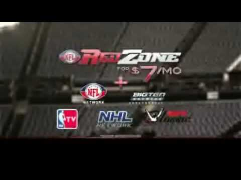 NFL RedZone On DISH Network