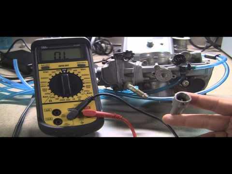 регулировка tps sensor honda cbr600rr
