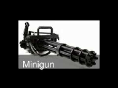 Over 20 Rifles and machine gun sound effects