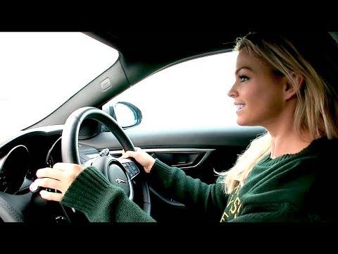 SANTA... Can I Have A Jaguar F-TYPE please??