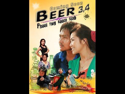 hmong new movie 2015 beer phooj ywg koom siab  part 3-4 ( xab thoj new movie )