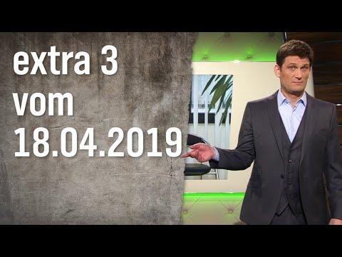 Extra 3 vom 18.04.2019 | extra 3 | NDR