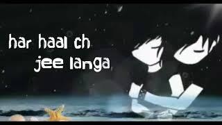 WhatsApp Status Sad Song