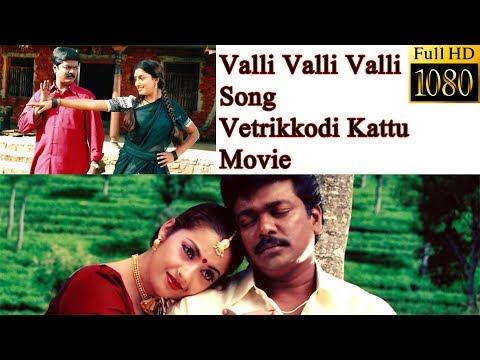 Valli Valli Valli   Vetrikkodi Kattu   Murali | Meena | Malavika | cheran