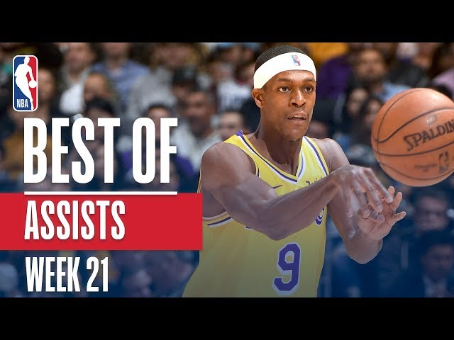 NBA's Best Assists | Week 21 | State Farm