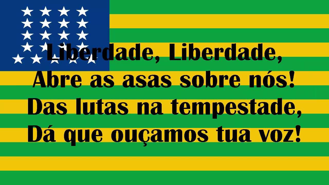 A Primeira Bandeira Do Brasil Republica hino da proclamação da república - legendado