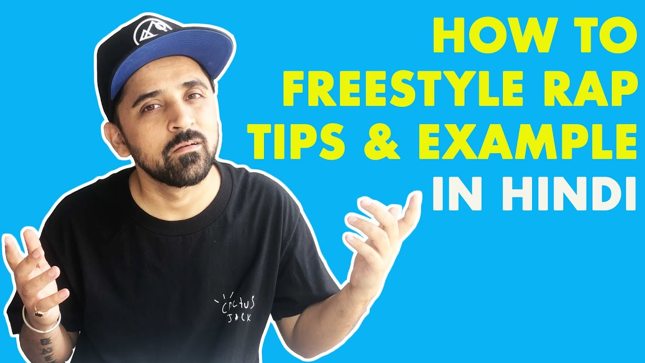 How To Freestyle Rap (In Hindi) | 9 Top Secrets For Beginners (Examples + Tips)  | #KnowHipHop Ep 40