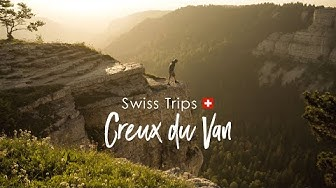 Creux du Van | Travelling Switzerland. A view you don't want to miss!