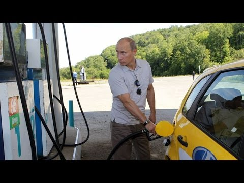 Flash Points: What is the geopolitical impact of falling gas prices?