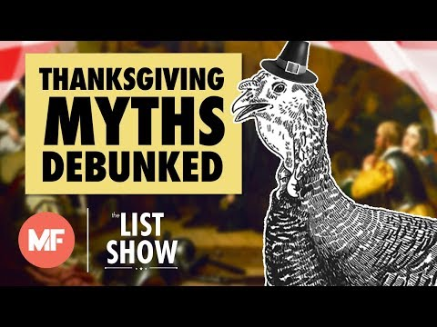 Debunking 18 Thanksgiving Myths