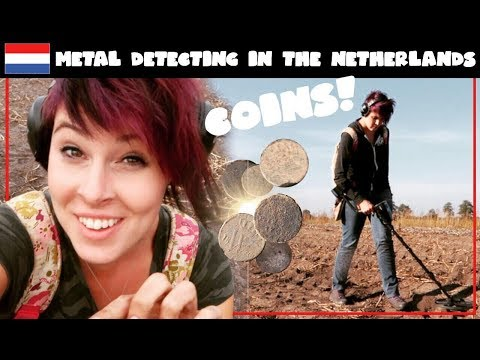 Unreal! Tons of OLD Coins Found in a Potato Field | Metal Detecting in The Netherlands