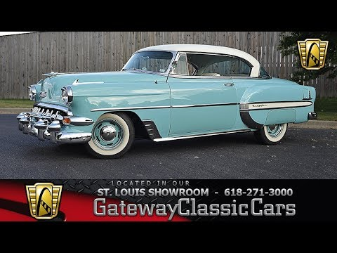 #7886 1954 Chevrolet Bel Air Gateway Classic Cars St. Louis