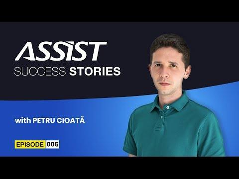 Meet the team - Ep. 5   Interviu cu Petru Cioată - Head of Ruby Development   ASSIST Software