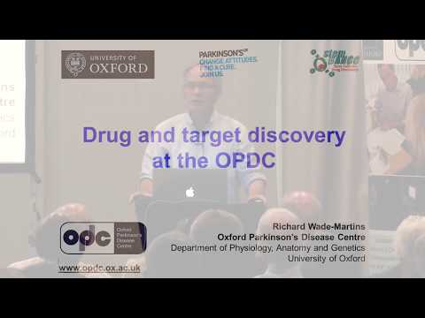 Novel Parkinson's therapies in the Oxford Discovery pipeline - Professor Richard Wade-Martins