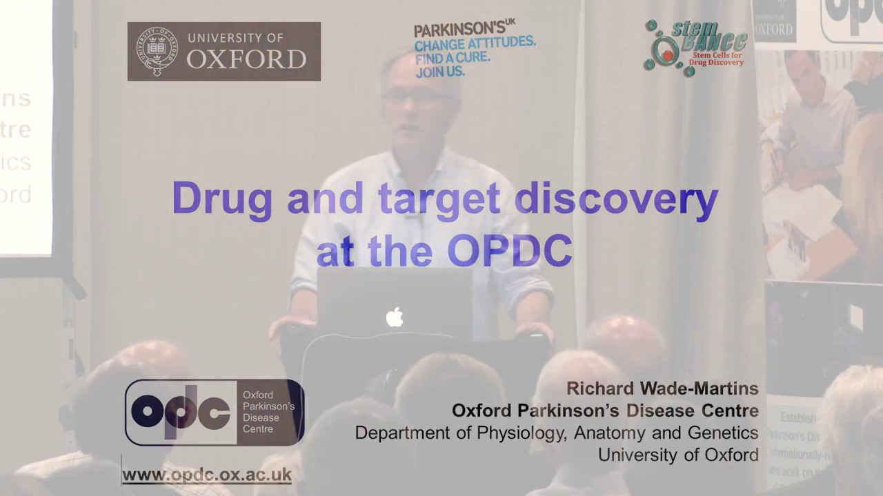 Novel Parkinson\'s therapies in the Oxford Discovery pipeline ...