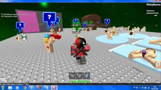 Roblox - Gross Game 2014