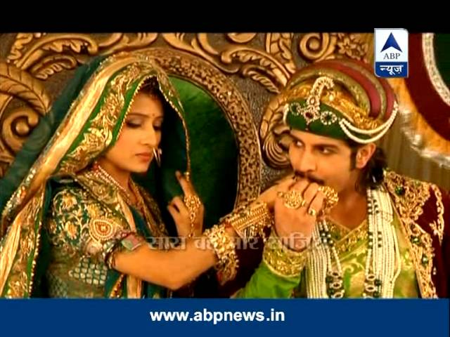 Jodha and Akbar praying Travel Video