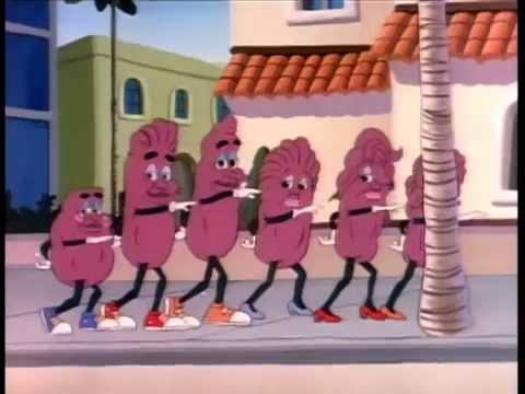"The California Raisins - ""Beechwood 4-5789"""