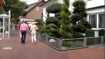 Spaziergang in Bad Zwischenahn durch das Stadtzentrum
