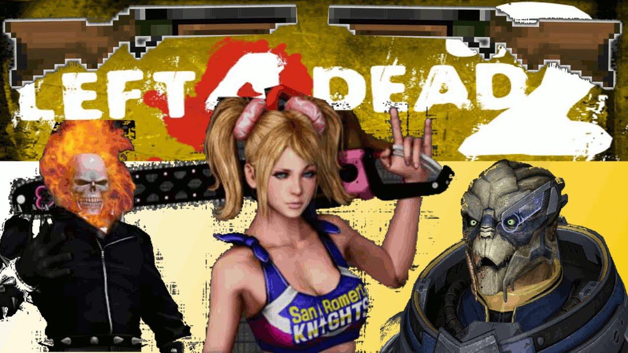 Left 4 Dead 2 : Steam Workshop Mods