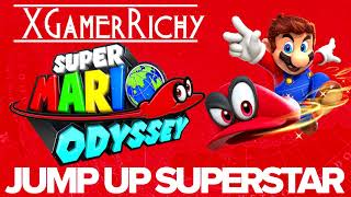 Jump Up, Super Star! from Super Mario Odyssey [XGamerRichy Cover]