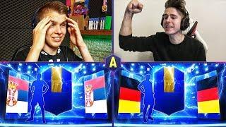 2x TOTS BUNDESLIGA W PACK AND PLAY! 5x WALKOUT! ADRYAN VS PABLO | FIFA 19