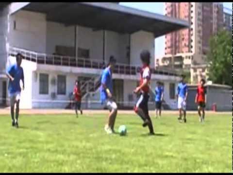 The Thursday Soccer Club in Beijing