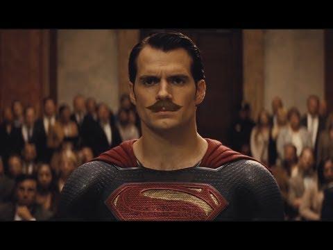 Batman v Superman : Dawn of Justache