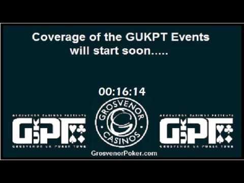 GUKPT Manchester 2016 Day 1a Live Stream
