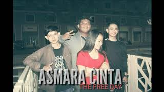 The Free Day - Asmara Cinta (Official lyrics) POP PUNK TANGERANG