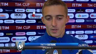Semifinale TIM Cup | Timothy Castagne: