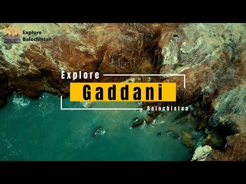 Gadani Beach | Balochistan | Cinematic Drone Footage | Explore Balochistan