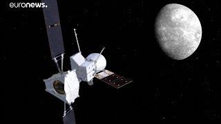 ESA Euronews: Partenza per Mercury con BepiColombo