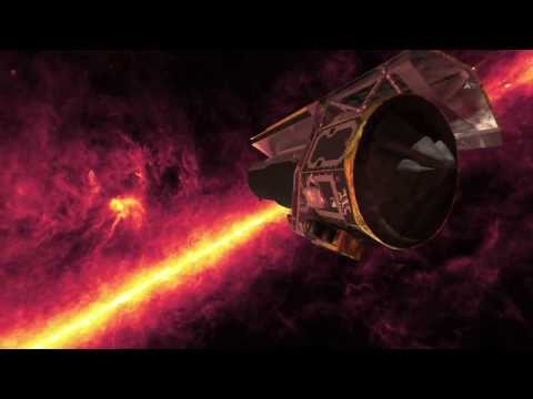 Spitzer Space Telescope Reveals Unseen Universe For Ten Years | Video