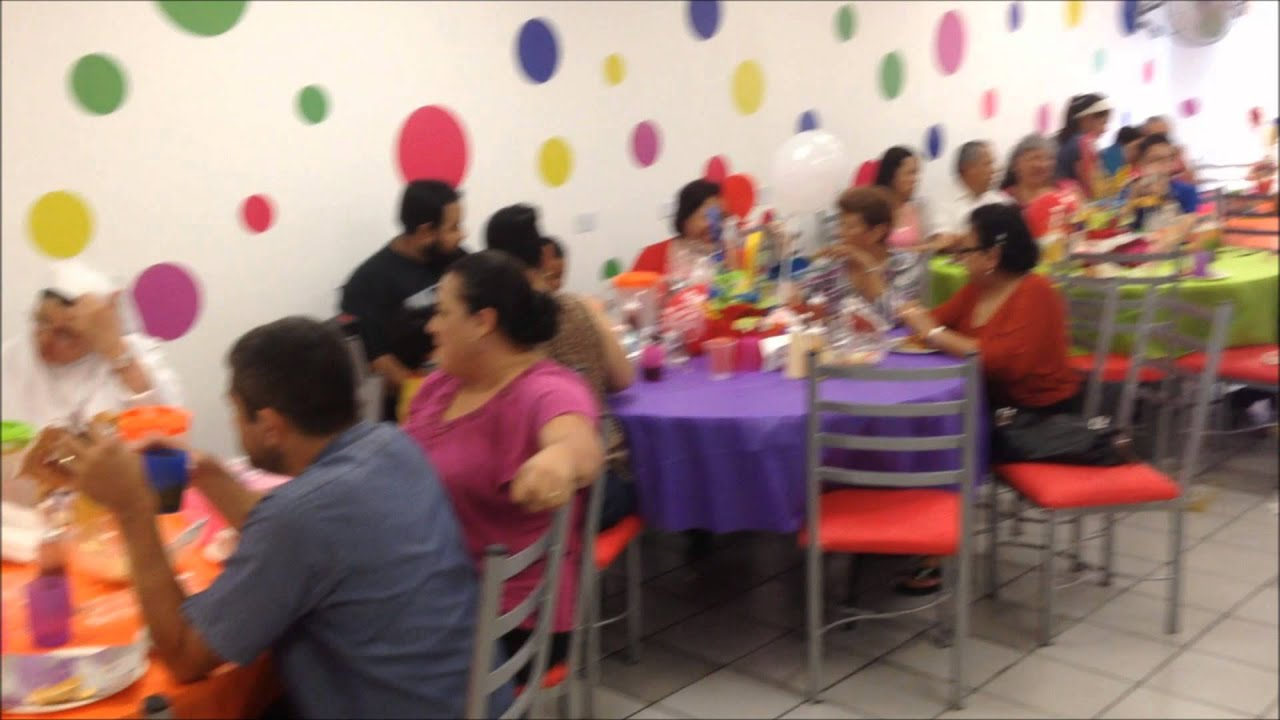 Salon de fiestas infantiles en monterrey city kids party for Abril salon de fiestas