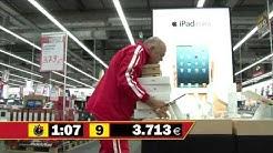 Cliente 50 milhões Media Markt -- Os 2 minutos de ouro!