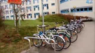 Видео-экскурсия по одному из университетов Германии(В продолжение вебинара