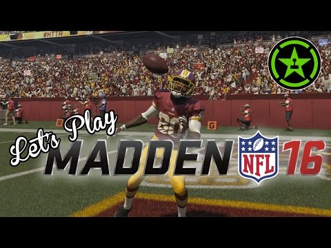 Let's Play - Madden 2016