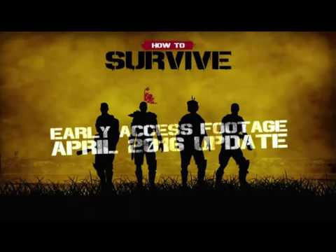 How to Survive 2 Gaming Trailer |