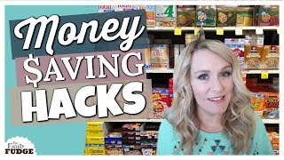 5 GROCERY STORE HACKS || How to Spend LESS Money || NO coupons & NO